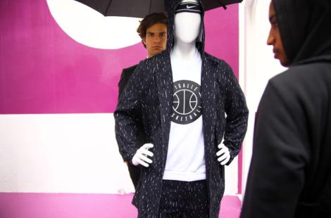 BBALL raincoat