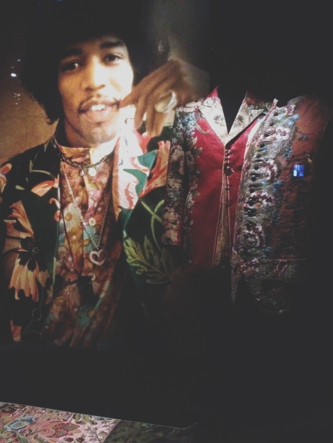 Jimi Hendrix and inspirations