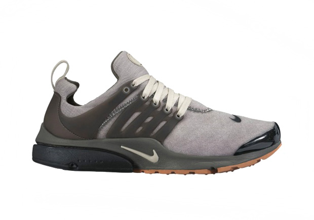 Nike Air Presto All Grey